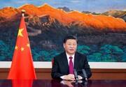 رئیسجمهور چین پیروزی آیتالله رئیسی را تبریک گفت