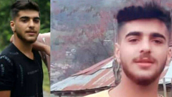 کشف جسد دار زده جوان قائمشهری در جنگل + عکس