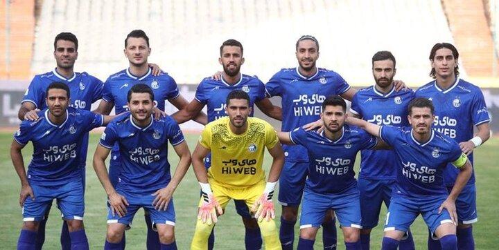 جدول لیگ برتر فوتبال بعد از برد استقلال