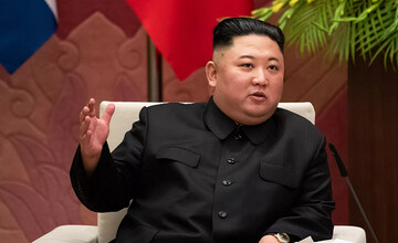 پیام کیم جونگ اون به رئیس جمهور منتخب