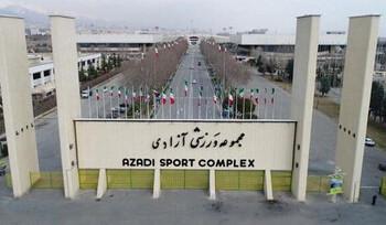 اعلام علت قطع برق ورزشگاه آزادی در بازی استقلال و پدیده