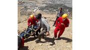 کشف جنازه مردانه در ارتفاعات ملایر + عکس