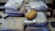 انهدام باند قاچاقچیان مسلح در سیستان و بلوچستان / بزرگترین محموله مواد افیونی