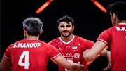 ایران ۱ – آرژانتین ۳ / ادامه شکست های ایران در لیگ ملت های والیبال