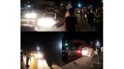 تصادف مرگبار نیسان و موتور سیکلت / سرنشینان موتور در دم جان باختند!
