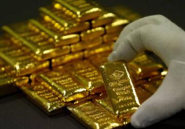 قیمت جهانی طلا در ۲ تیر ۱۴۰۰