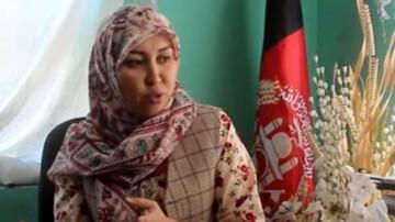 «سلیمه مزاری» مقابل طالبان ایستاد/  او کیست؟ + عکس ها