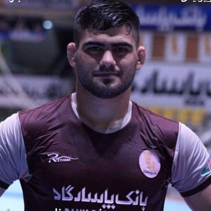 دعوت ورزشکار باقرشهر به تیم ملی کشتی آزاد
