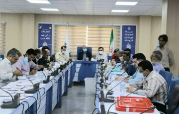 جلسه بازشماری آرای صندوقهای اخذ رأی انتخابات شورای اسلامی شهر قرچک