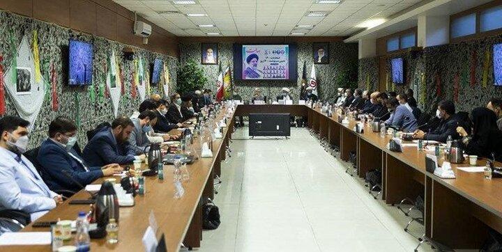 حضور همه نامزدهای پیروز انتخابات تهران در نشست شورای ائتلاف