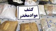 سوداگر مرگ در مشهد به دام افتاد / کشف محموله مواد مخدر در کامیون!