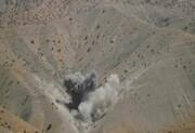 جنگنده های ترکیه شمال عراق را بمباران کردند