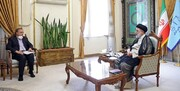 دیدار وزیر صمت با رئیسجمهور منتخب
