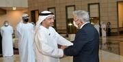 دیدار وزیر خارجه رژیم صهیونیستی با همتای اماراتی