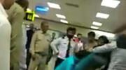 فاطمه و مادرش در فرودگاه کتک خوردند !+عکس