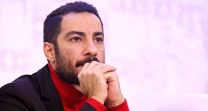 «نوید محمد زاده» چرا این شکلیه؟ / فیلم دیده نشده از تازه داماد سینما