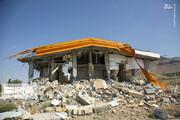 ویلای ۲۰۰۰ متری یک مسئول در دماوند تخریب شد