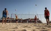 تیم والیبال ساحلی الف ایران به فینال رسید