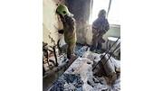 نجات معجزه آسای 15 نفر از دل آتش ! / در بلوار ارتش رخ داد +عکس ها