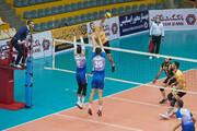 تعویق مسابقات والیبال قهرمانی کشور