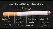 کاهش حملات قلبی با ترک سیگار