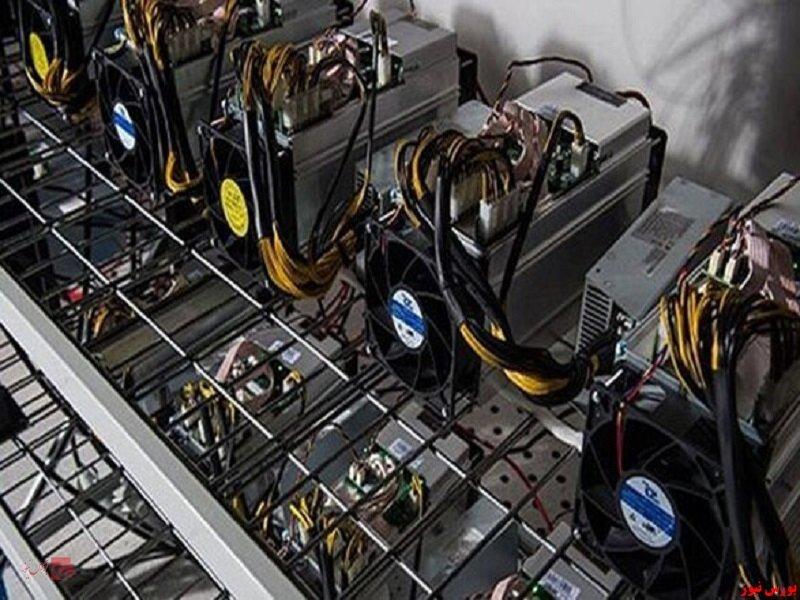 کشف ۱۳ دستگاه ماینر در پاکدشت به ارزش بیش از یک میلیارد ریال
