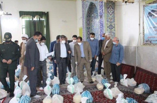 فعالیت پایگاههای بسیج اسلامشهر در اجرای طرح مواسات کم نظیر بود
