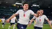 انگلیس، سیزدهمین تیم فوتبال تاریخ فینالهای یورو