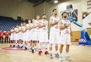 دومین برد جوانان بسکتبال ایران در جامجهانی