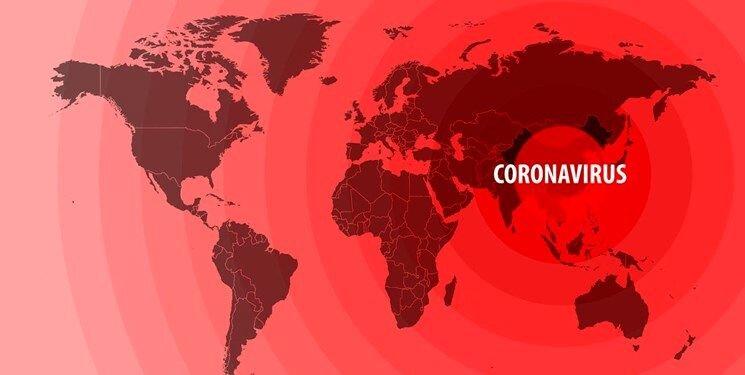 آمار کرونا در جهان در تاریخ یکم مرداد