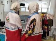 برگزاری نمایشگاه عفاف و حجاب با حضور اعضای جوان در پیشوا
