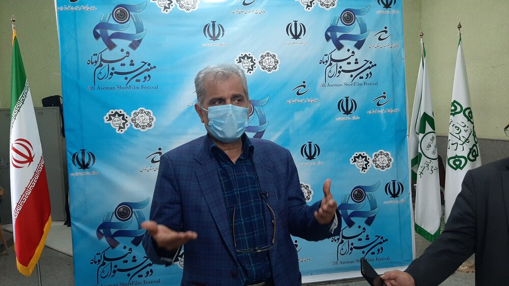 برگزاری دومین دوره جشنواره فیلم کوتاه آسمان در باقرشهر + فیلم