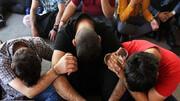پلیس تربت حیدریه مچ عاملین نزاع دسته جمعی را گرفت! / جزئیات