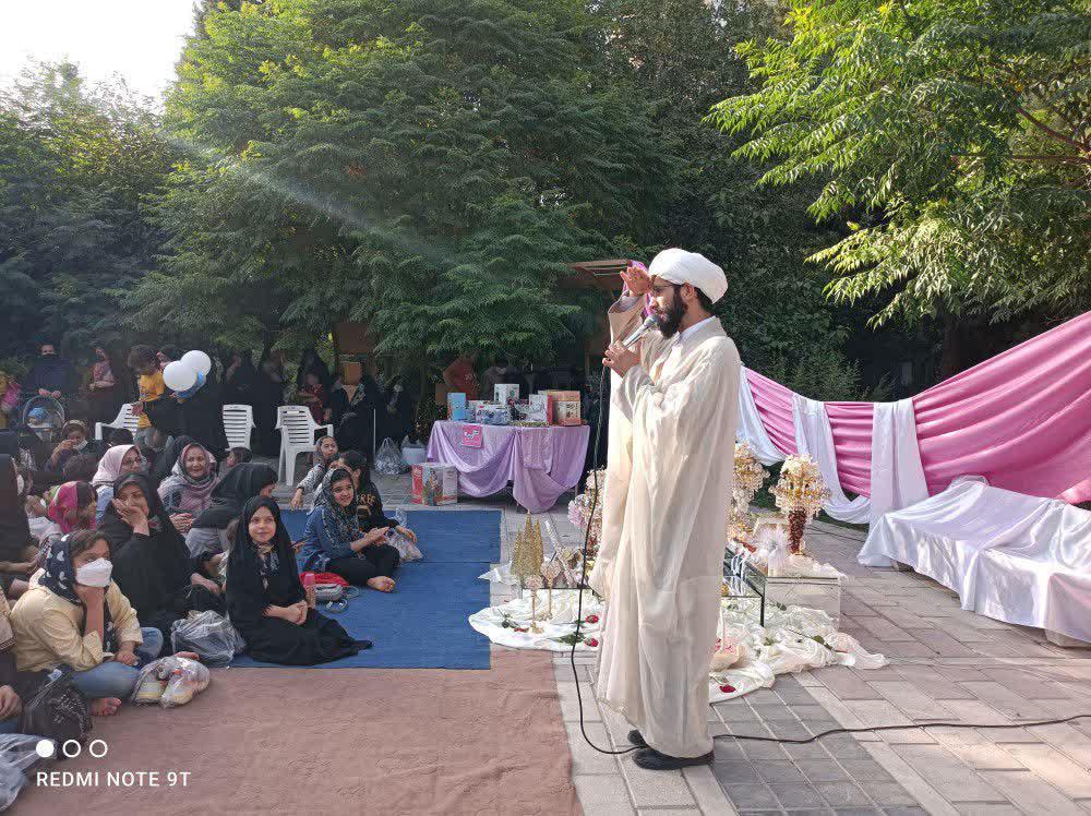 برگزاری جشن ازدواج دختران انقلاب در رباط کریم