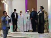 جشن عروسی دختران انقلاب در اسلامشهر
