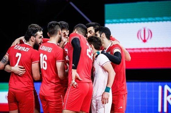شکست والیبالیستهای ایران در برابر کانادا