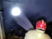 مرگ ۵ کارگر مبل سازی در پی آتش سوزی عمدی / جزئیات