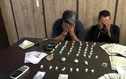 سوداگران مرگ در دماوند دستگیر شدند