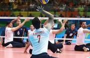 حضور ۴ بازیکن والیبال نشسته شهرداری ورامین در پارالمپیک توکیو ژاپن