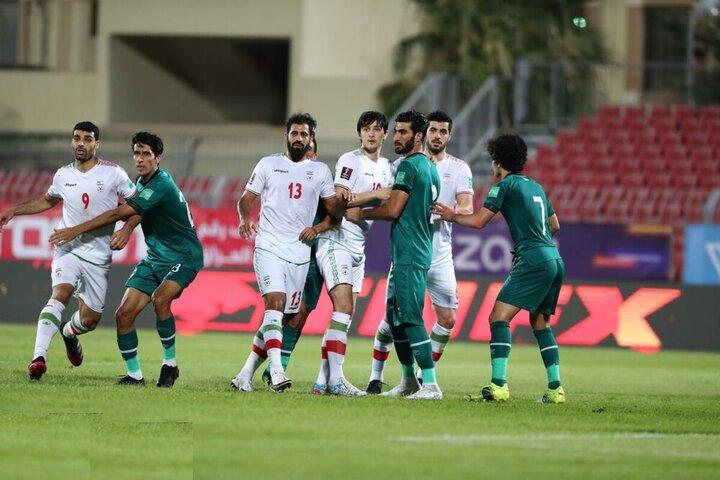 انتخابی جام جهانی متمرکز میشود؟
