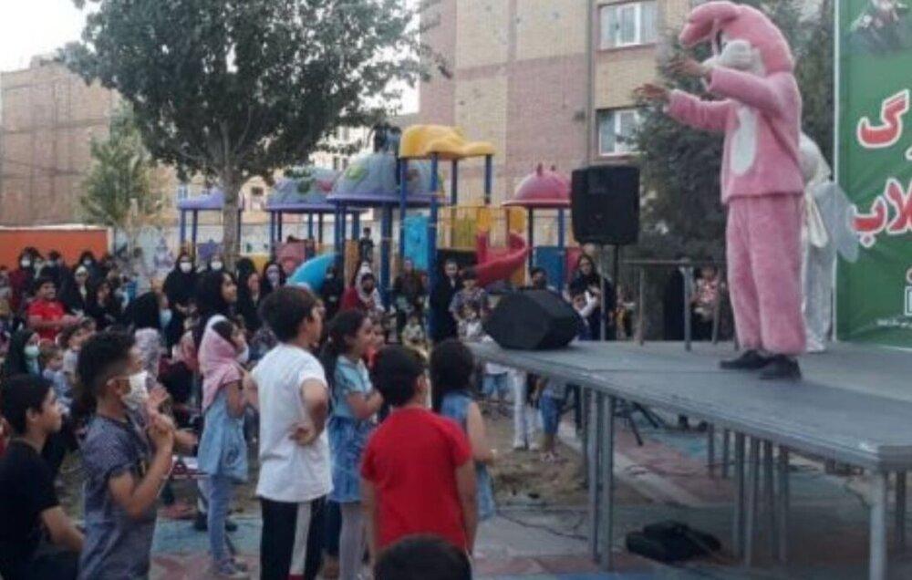 جشن بزرگ دختران انقلاب در پیشوا برگزار شد