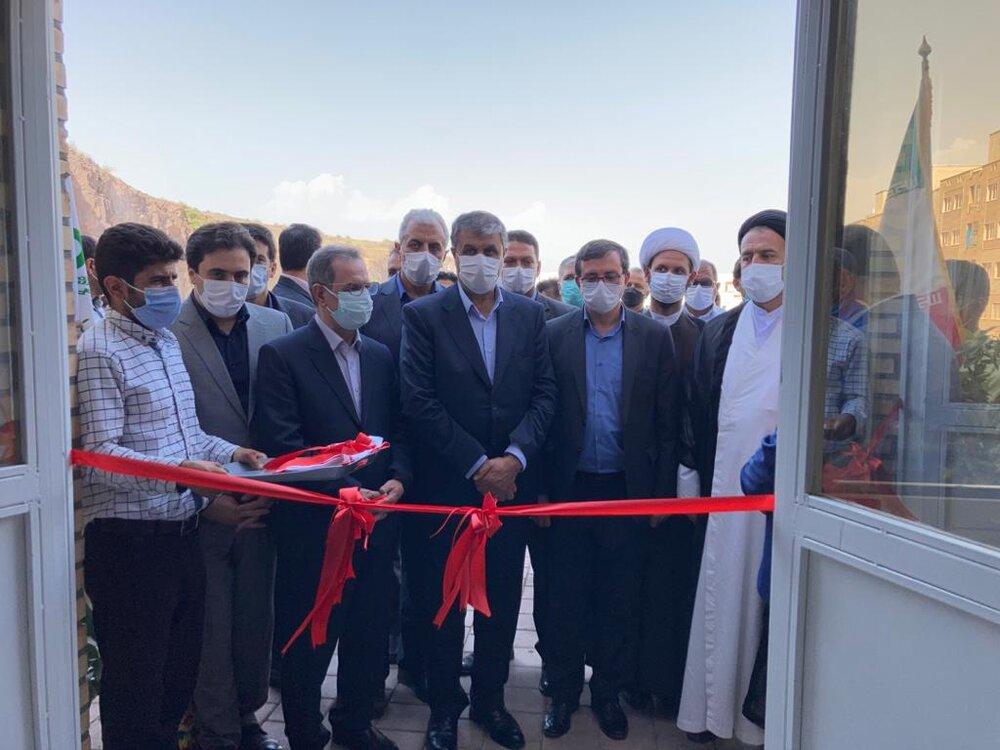 وزیر راه و شهرسازی به ملارد سفر کرد