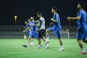 بازیکنان استقلال تمرین را تحریم کردند