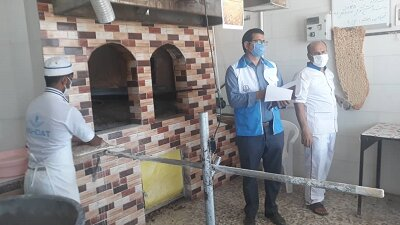 ۳۷۴ نانوایی در شهرستان ری جریمه شدند