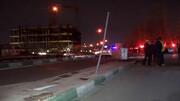 تصادف مرگبار هیوندا و پژو / در بزرگراه یاسینی اتفاق افتاد !