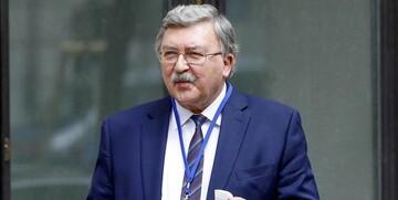 توئیت اولیانوف درباره تعویق مذاکرات برجام تا اواسط شهریور