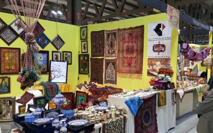 کرونا؛ «اما»ی بزرگ مقابل نمایشگاه ملی صنایع دستی