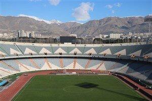 معرفی استادیوم  آزادی برای مرحله پایانی مقدماتی جام جهانی