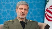 پیام تبریک وزیر دفاع کشورمان به مناسبت فرارسیدن عید قربان