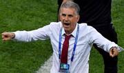 کارلوس کی روش ؛ زنگ خطر جدی برای فوتبال ایران است